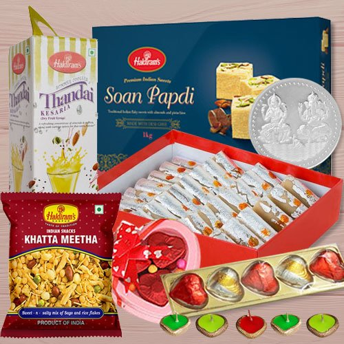 Scrumptious Diwali Feast Hamper
