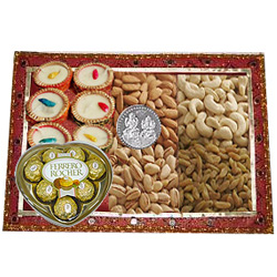 Angelic Enjoyment Time Diwali Hamper