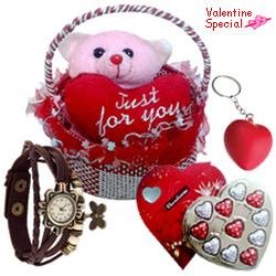 Only for You Valentine Hamper