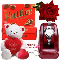 Magnetizing Friendship Valentine Cluster