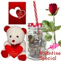 Heaven of Love Valentine Gift Combo