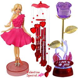 Breeze of Romance Valentine Gift Combo