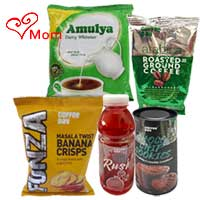 Evening Delight Hamper for Mom from CCD