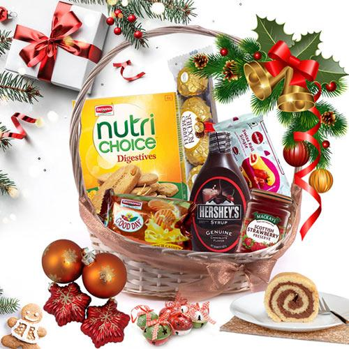 Christmas Fabulous Gift Basket