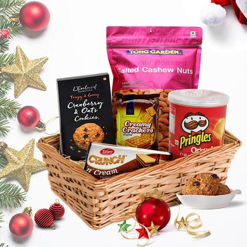 Christmas Celebration Gourmet Hamper