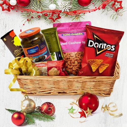 Christmas Basket for your loved one