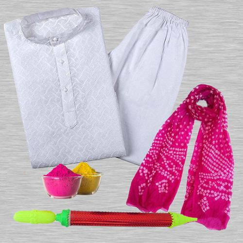 Traditional Happy Holi Gift Hamper