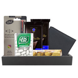 Sending Gift Hamper for Men