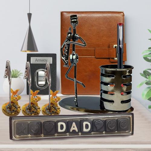 Sending Gift Hamper for Dad
