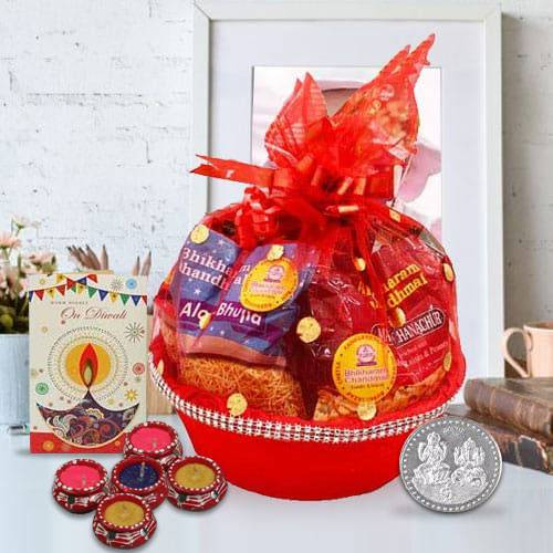 Delightful Diwali Gift Basket