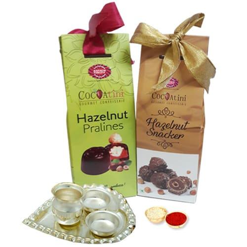 Karachi Bakerys Hazelnut Chocolates Set