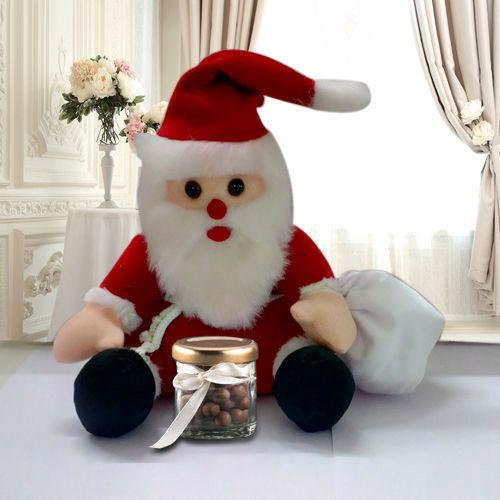 Cadbury Nutties with Santa Claus