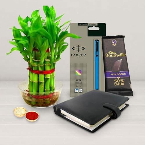 Wonderful Eco-Friendly Gift Combo for Bhai Dooj