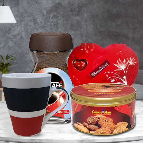 Send Exclusive Gift Hamper for Coffee Lovers
