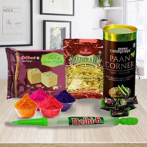 Exciting Holi Gift Hamper