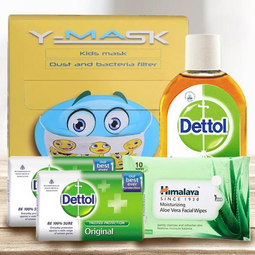 Order Hygiene Gift Pack For Kids