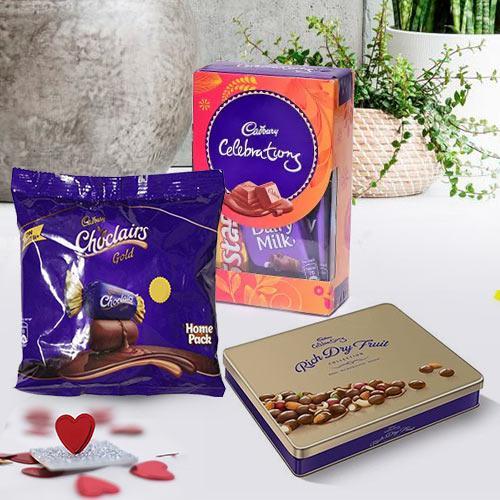 Tempting Cadbury Treasure Hamper