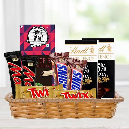 Finest Treat Chocolate Gift Hamper