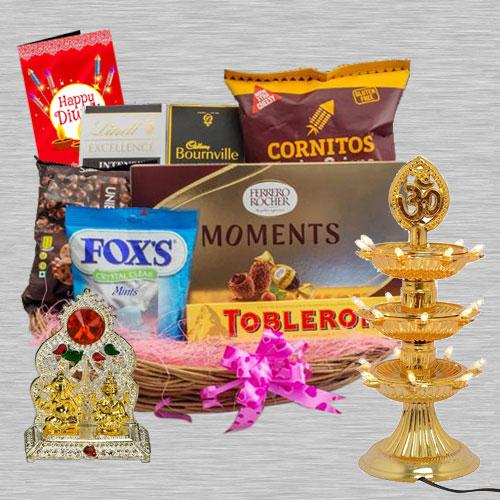 Exquisite Deepawali Special Gift Hamper