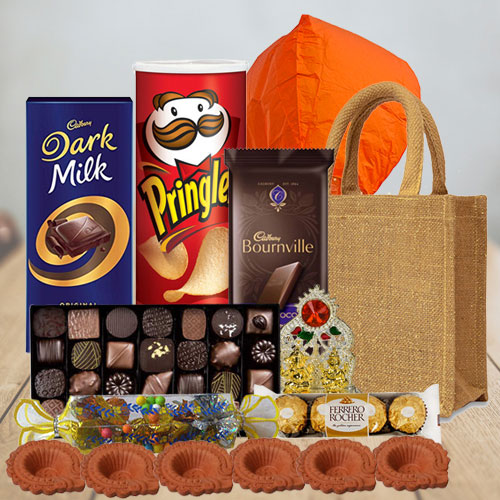 Remarkable Diwali Hamper with Other Gift Items