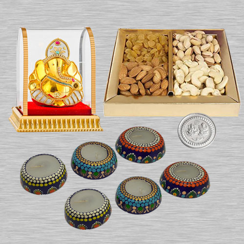 Auspicious Diwali Gift for Family Prosperity  N  Happiness