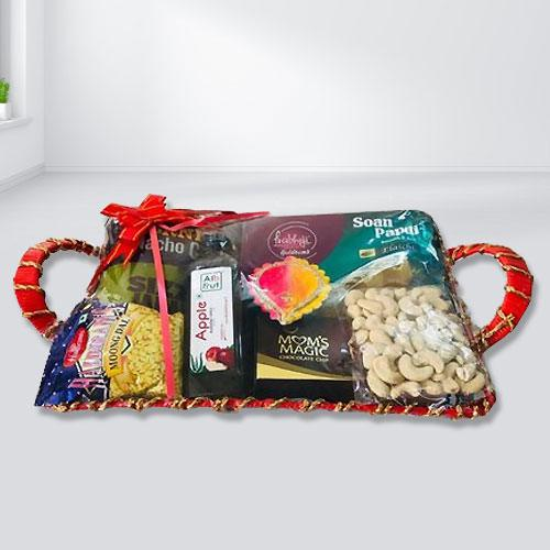 Excellent Diwali Gift Tray