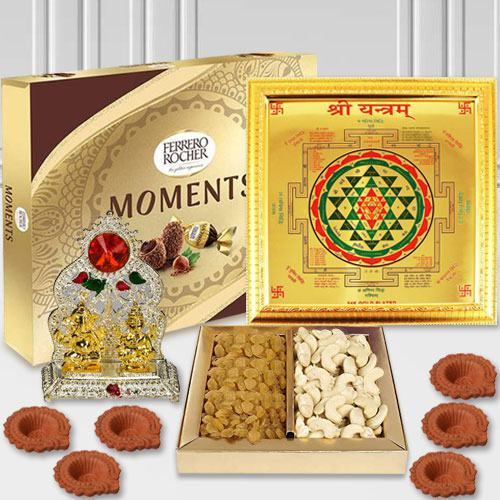 Auspicious Pooja Gift Combo for Diwali