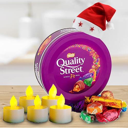 Amazing Nestle Quality Street Chocos N Assortments Combo