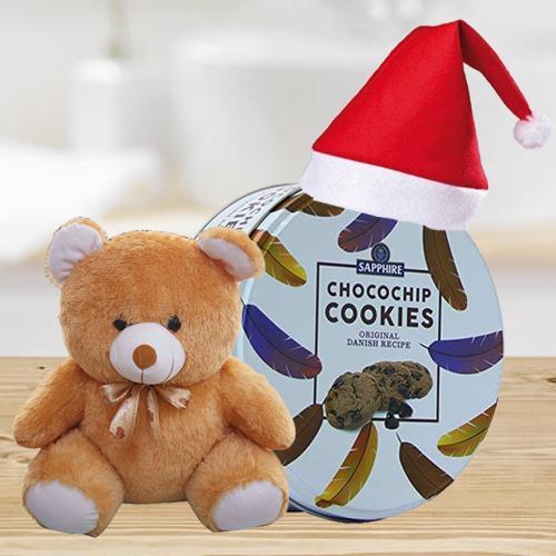 Marvelous Chocochip Cookies N Assortments Combo