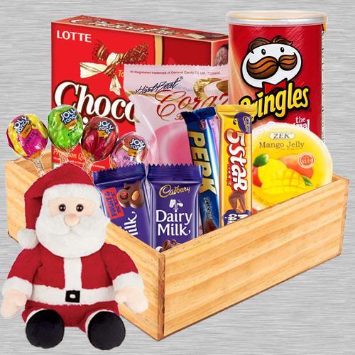 Marvelous Goodies Gift Hamper for Christmas
