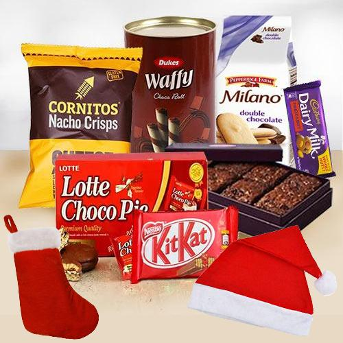 Marvelous Chocos Gift Hamper for XMas