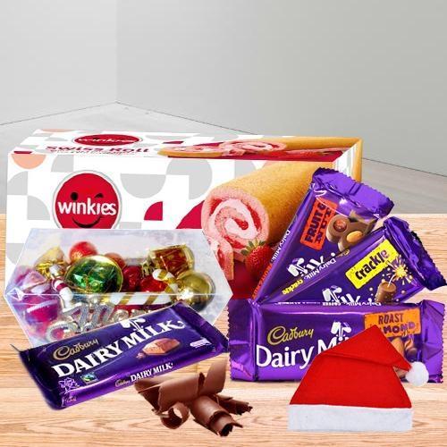 Exclusive Chocolates Gift Hamper