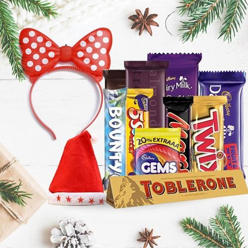 Luscious Chocos Gift Hamper