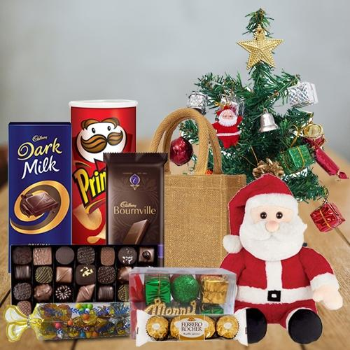 Enticing Chocolates Gift Hamper