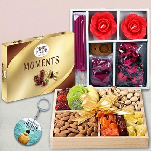 Amazing Dry Fruits N Assortments Gift Hamper