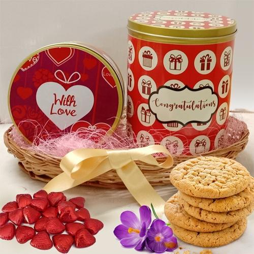 Amazing Combo of Cookies N Chocolates