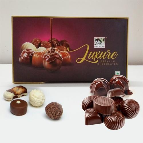Exclusive Bisk Farms Premium Luxure Truffle Chocolates