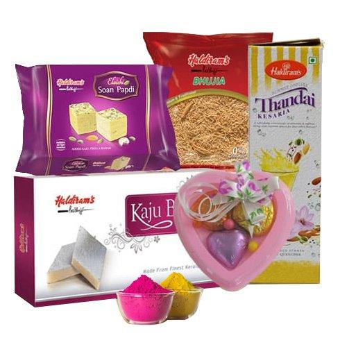 Marvelous Haldirams Gift Hamper for Holi