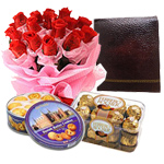 Delightful New Year Hamper with Enormous Happiness