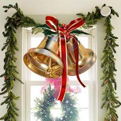 Pretty Christmas Bells
