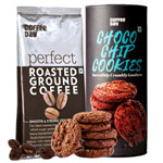 Incredible Combo of Coffee and Cookies from CCD