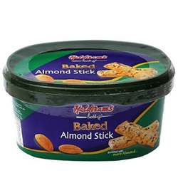 Enjoyable Almond Stick by Haldiram