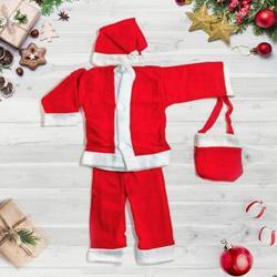 Adorable Santa Attire for Kids