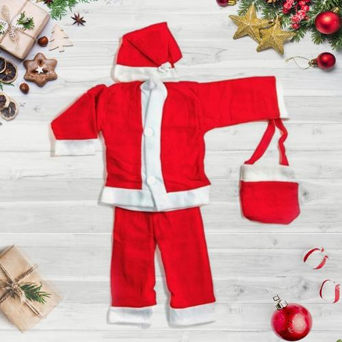 Sweet Santa Clause Clothing for Kids
