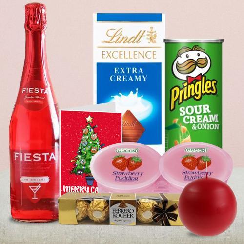 Gourmet Christmas Hamper