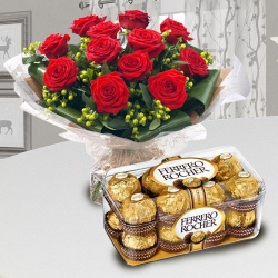 Exclusive Gift Hamper with Love
