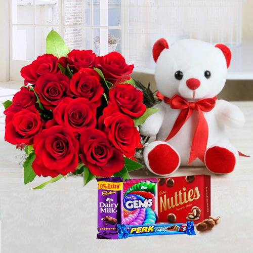Blooming Heart of Love Gift Set