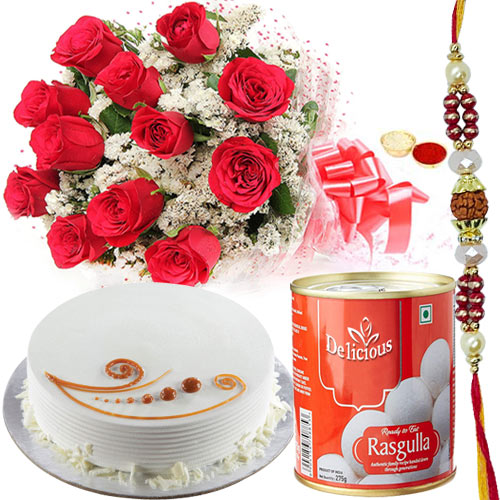 Amazing Rakhi Gift for Best Brother