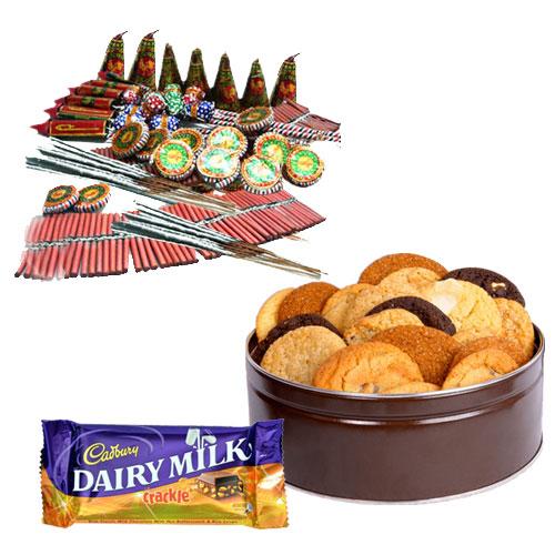 Cookies, Chocolates n Crackers