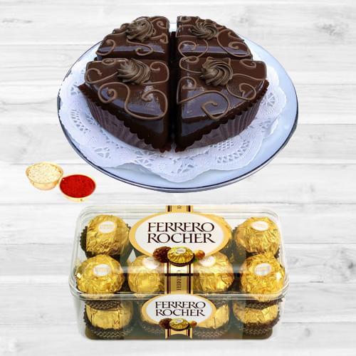 Ferrero Rocher Chocos N Chocolate Pastries